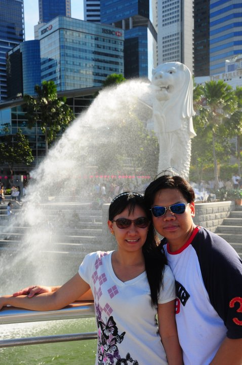 Singapore Marina Bay Merlion