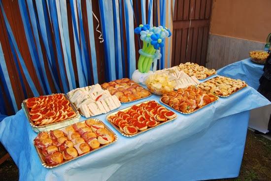 Buffet Di Dolci Battesimo : Pazza per il dolce un buffet da ricordare