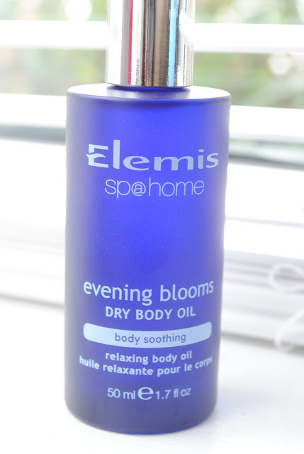elemis+evening+blooms+dry+body+oil