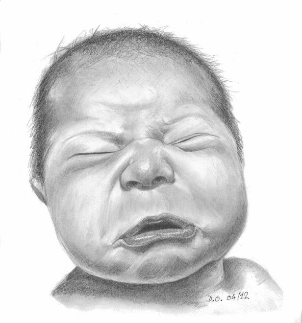 Bébé yeux fermés (2012)