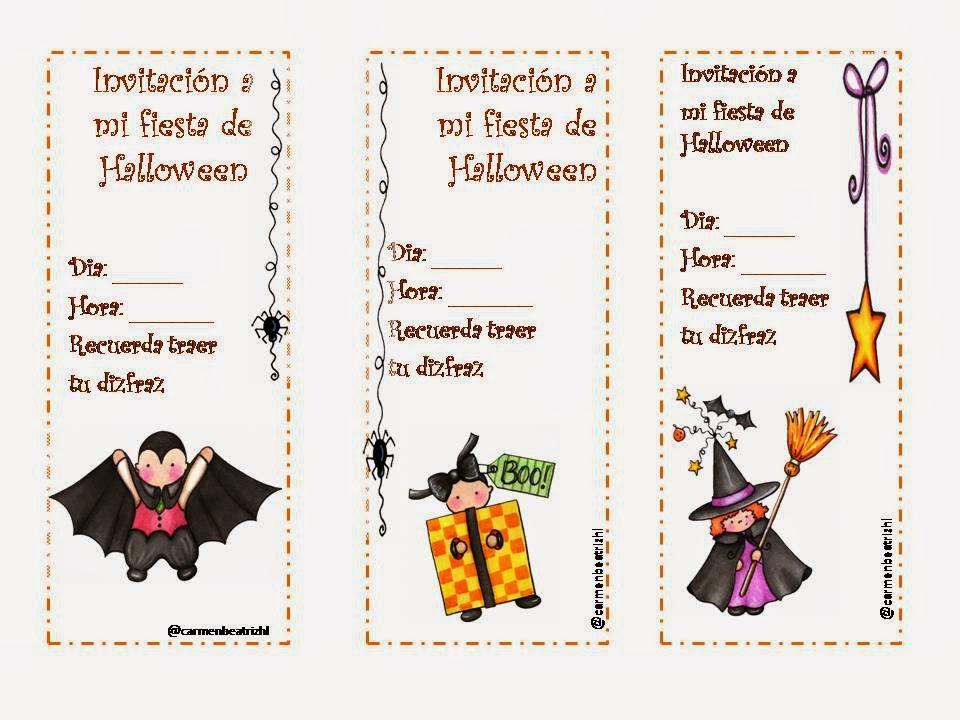 Planeta Escolar: Fiesta de Halloween en imágenes
