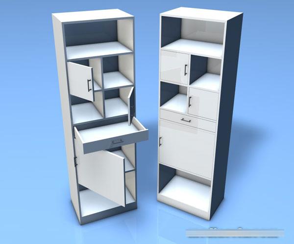Lemari Custom Dari Plywood Kampus Virtual