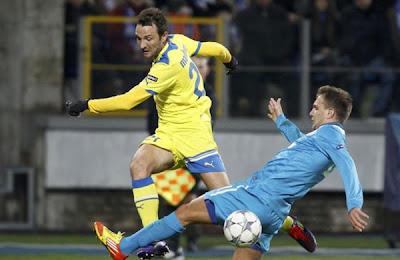 Zenit St. Petersburg 0 - 0 APOEL Nicosia (1)
