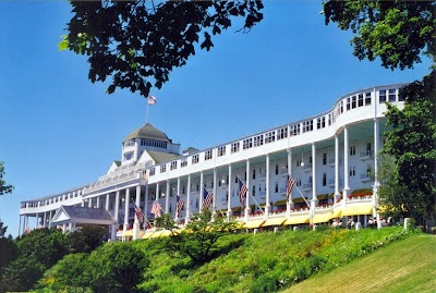 Showcasing the Michigan DNR: Grand Hotel's charm, character showcased in summer exhibit