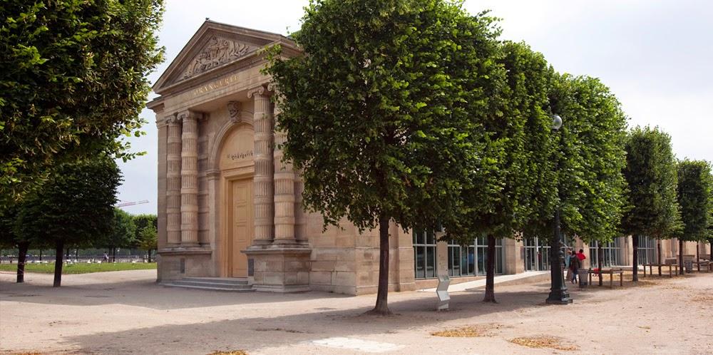 Museo de la Orangerie París