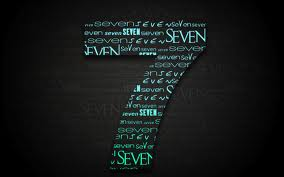 Rahasia Dibalik Angka 7 ~ Dalam Ciptaan Allah SWT