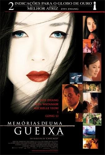 Memórias de uma Gueixa – Dublado (2005)