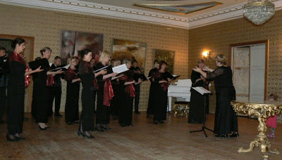 Cesis Castle Choir at Brukna Mainor