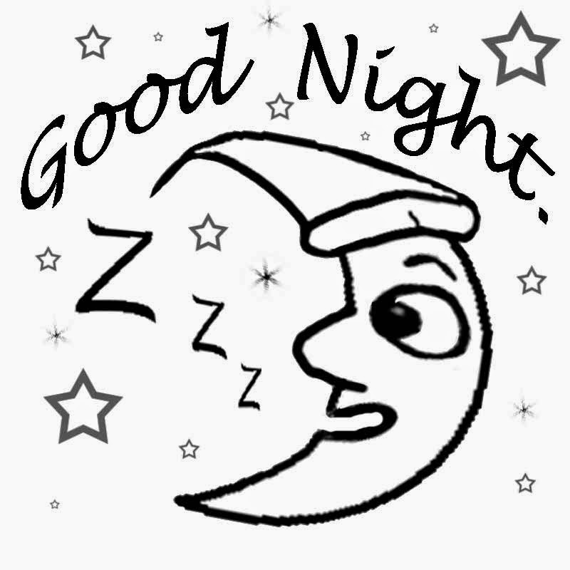 printable goodnight moon coloring pages - photo#28