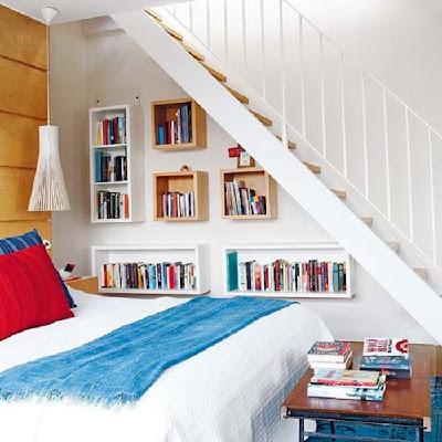 30 ideas de muebles bajo las escaleras decorar dise ar for Muebles bajo escalera fotos