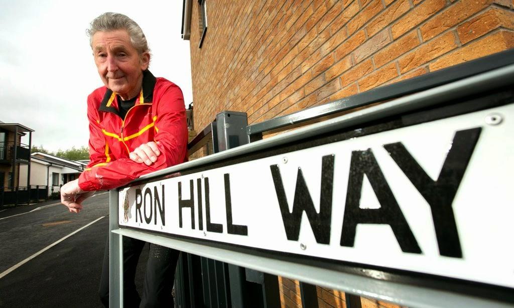 La Mulţi Ani, Ron Hill, după 50 de ani de alergare în fiecare zi