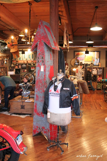 American pickers ebay for Antique stores in nashville
