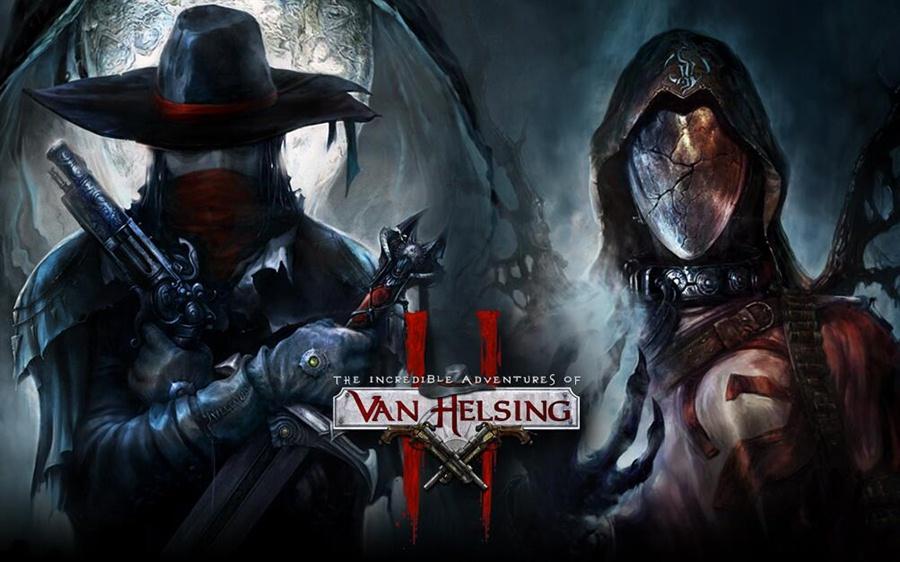 The Incredible Adventures of Van Helsing II Download Poster