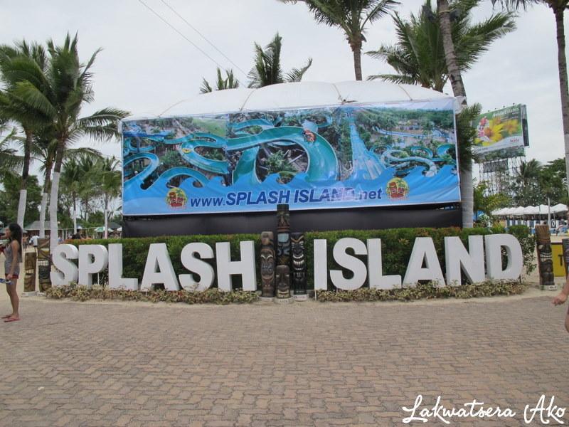 Splash Island Resort Laguna Entrance Fee