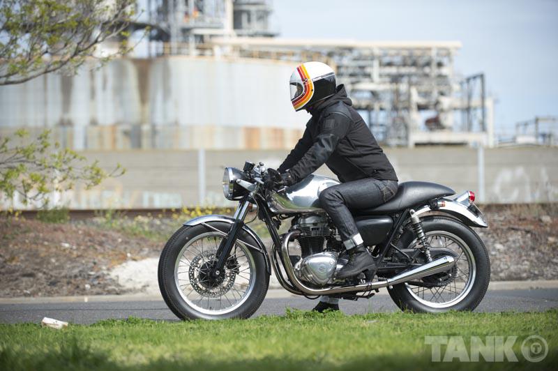 Cafe Racer Helmets Australia