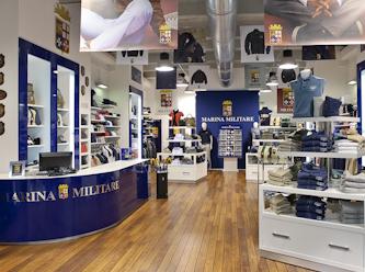 Benessere del Personale: Marina Militare Outlet Store: offerte e ...