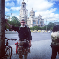 Kilted in Varna
