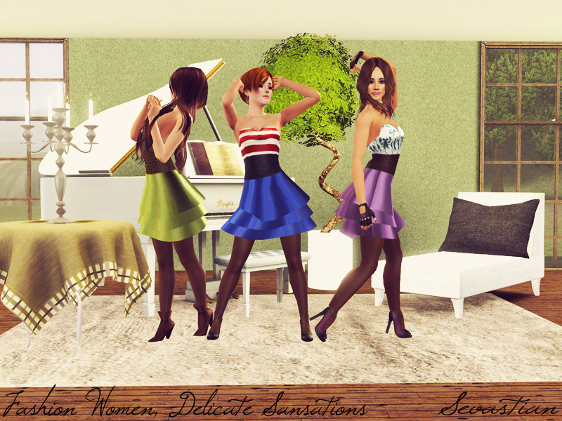 Modern Desing Sims 3 Screenshot-161