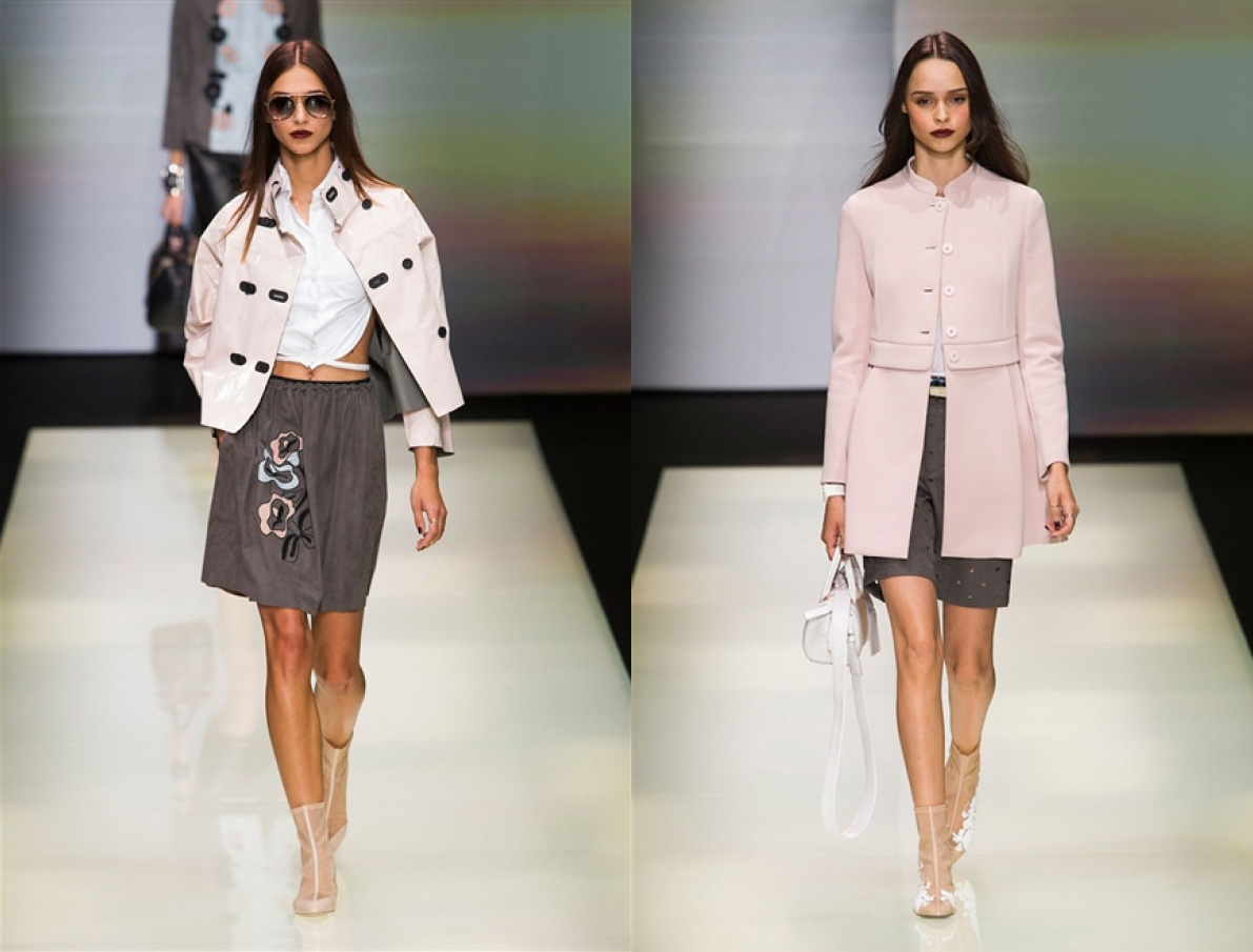 Eniwhere Fashion - Milano Fashion Week - Emporio Armani