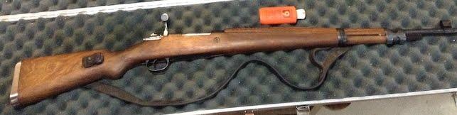 M48 8mm Mauser Yugoslavian Zastava
