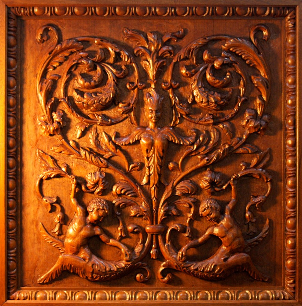 Woodcarving and Woodworking