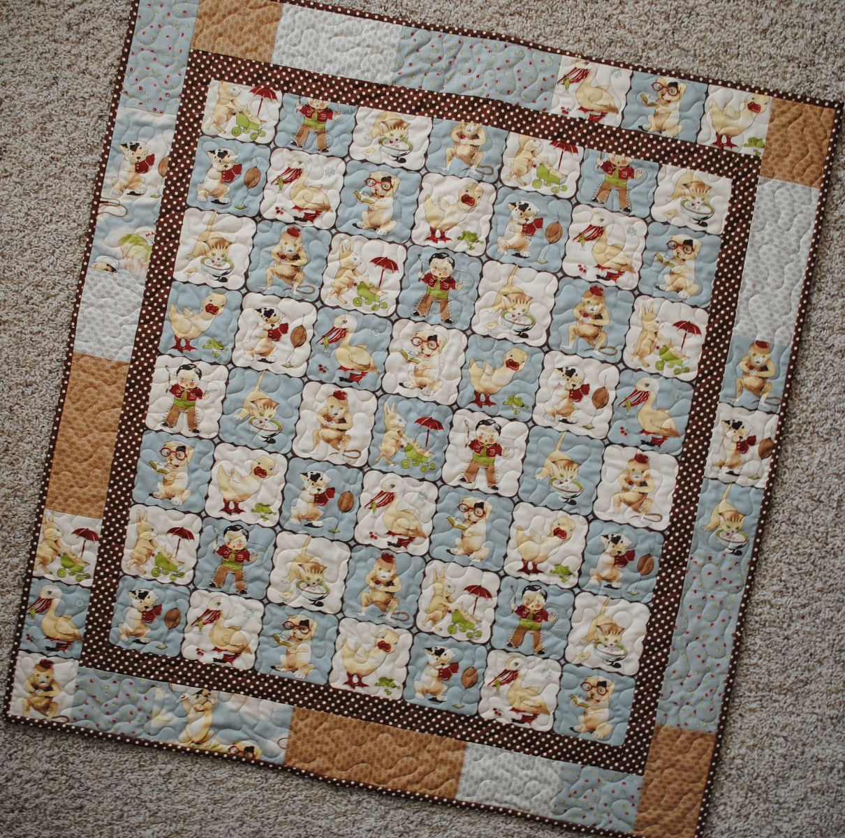 Ideas For Quilting Borders : {Sisters and Quilters}: More fun sewing ideas and more fabric bundles!