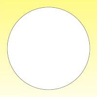 membuat lingkaran