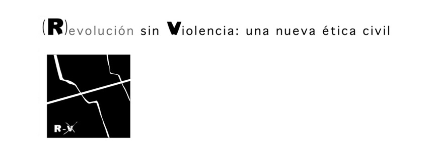 REVOLUCION SIN VIOLENCIA