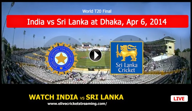 Watch India vs Bangladesh Live