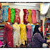 Berburu Fashion di Pasar Baru Bandung
