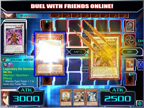 Yu-Gi-Oh Mobile