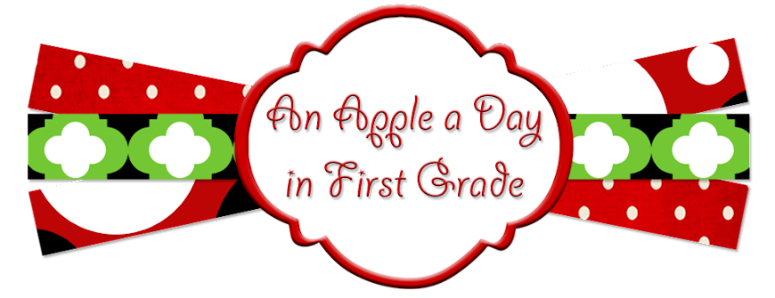 An Apple a Day in First Grade