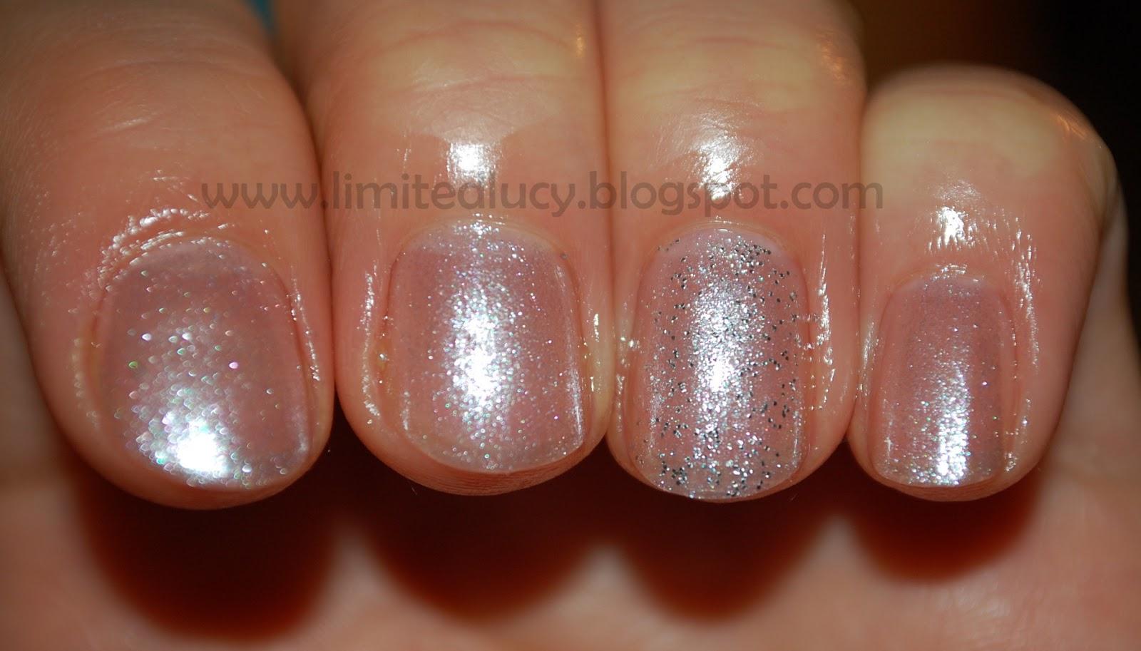LUCY brb: Deborah Lippmann: Whatever Lola Wants - nail polish swatch ...