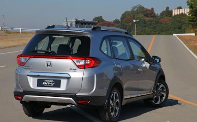 Foto Eksterior Honda BRV Indonesia