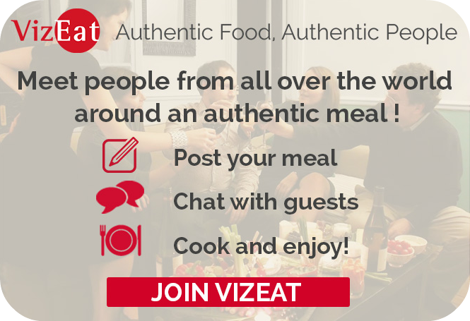 Get Paid Hosting Meals with VizEat!