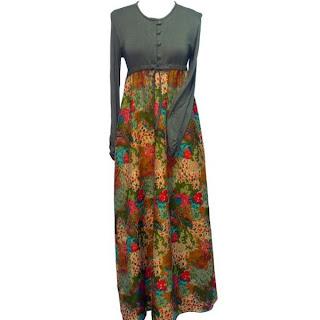 Model baju gamis muslim terbaru 2013 share all info Baju gamis model tahun ini
