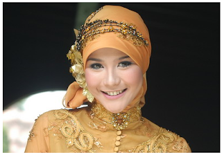 Contoh Model Jilbab Kebaya