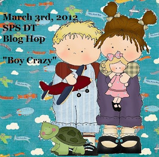 March Blog Hop - Saturday the 3rd