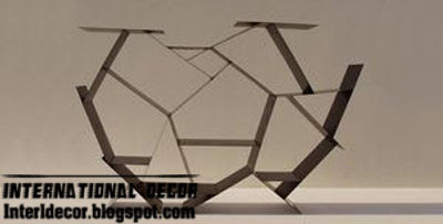modern shelves, shelves unit, modern bookshelf, Italian shelves designs, shelves modular designs