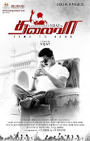 Actor Vijay Thalaivaa Movie poster
