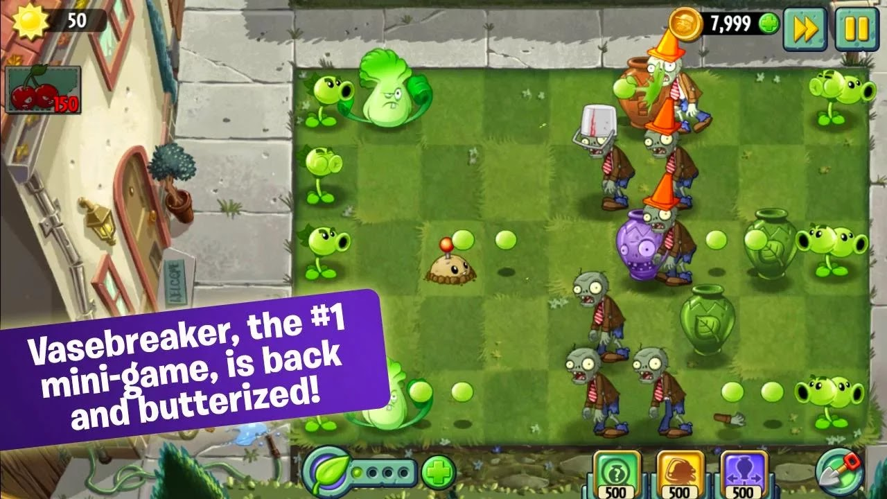 Plants vs. Zombies™ 2 v3.2.1 Mod