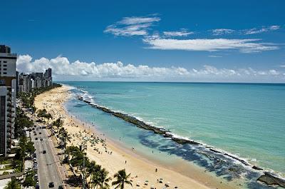 Réveillon em Recife 2014