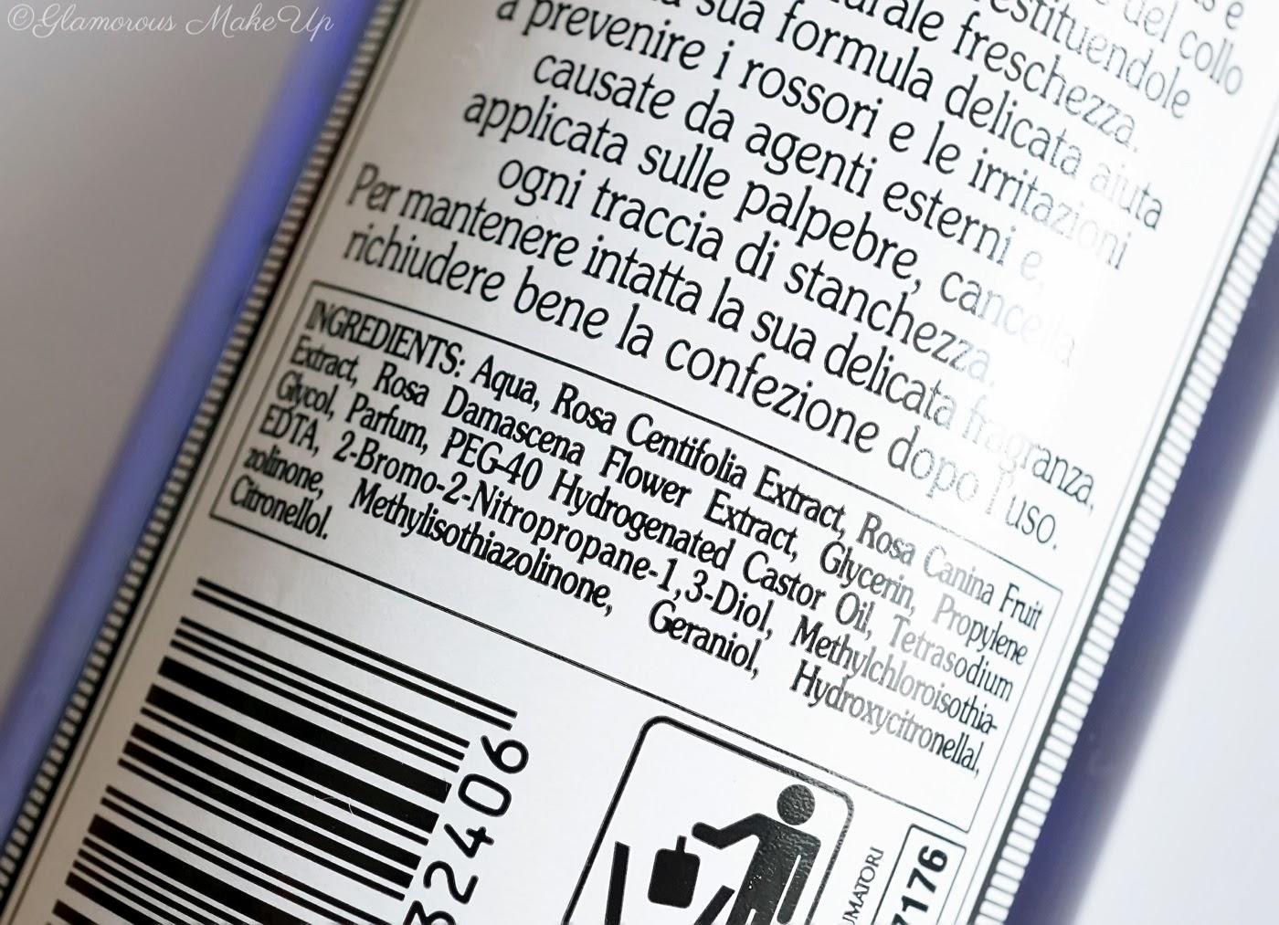 Acqua alle Rose: Crema viso idratante e Tonico