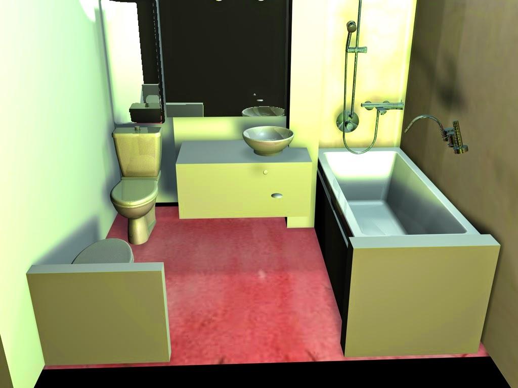 vista de baño lolatorgadecoracion.es