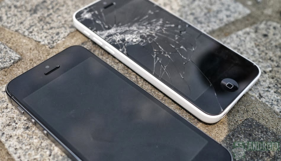 Thay màn hình iPhone 4, iPhone 5