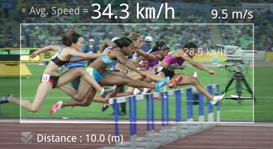 Cara Mengukur Kecepatan Objek Bergerak dgn Ponsel Android