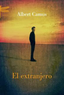 extranjero, turista, Camus, portada, libro