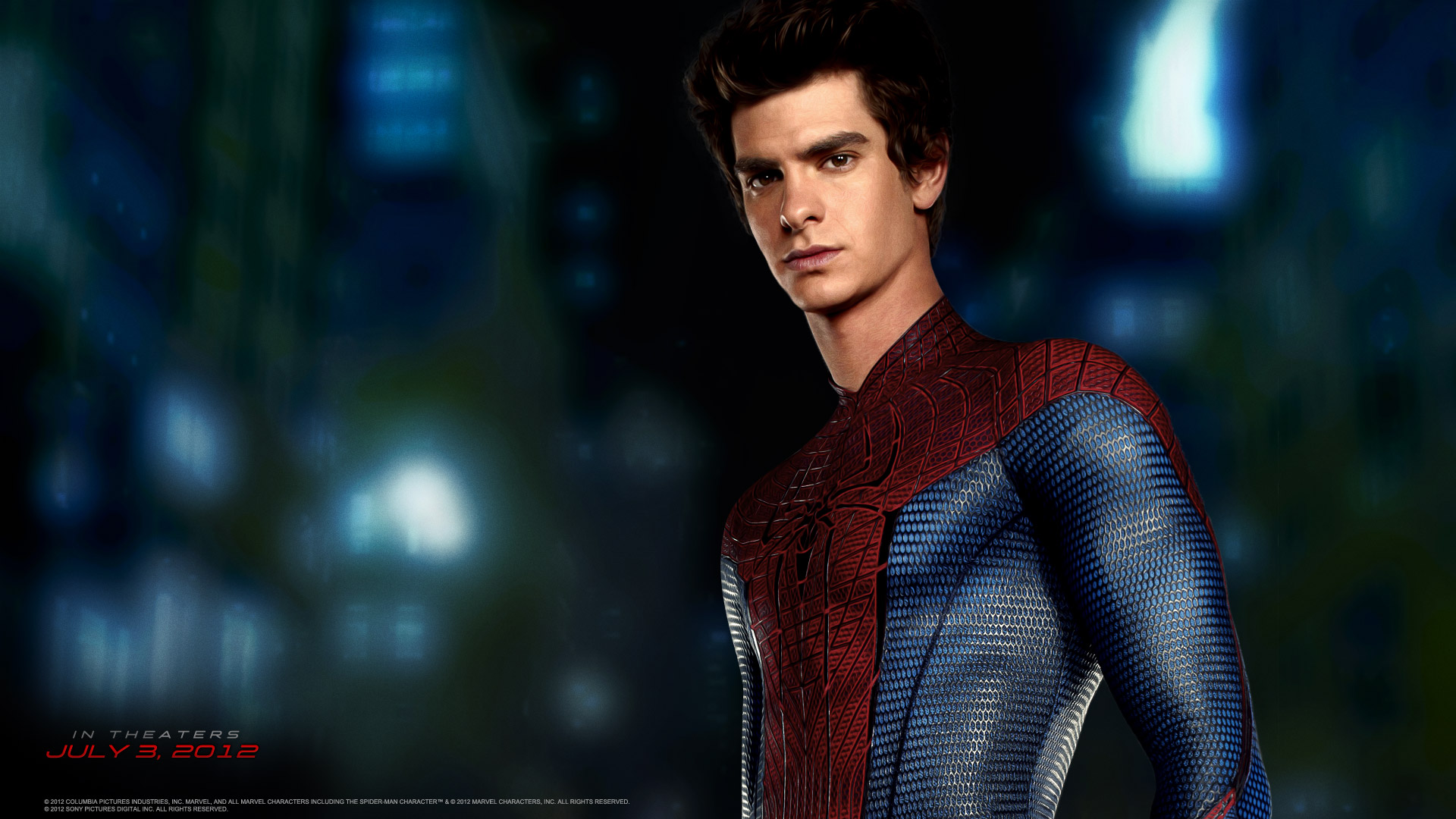 the amazing spider man wallpapers - The Amazing Spider Man HD desktop wallpaper