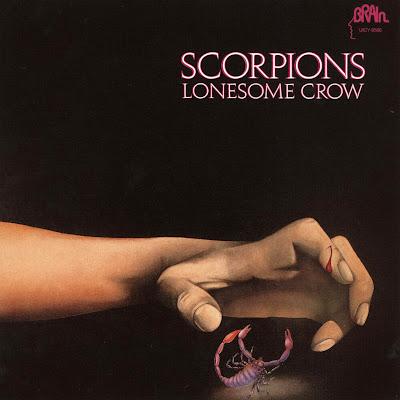 Scorpions - Lonesome Crow (Superb German Hardrock 1972)