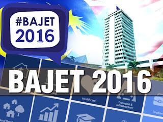 JADUAL WAKTU BAJET 2016 JUMAAT 23 OKTOBER HARI INI
